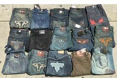 Buy Now: Antik Mens Denim Jeans 30pcs.