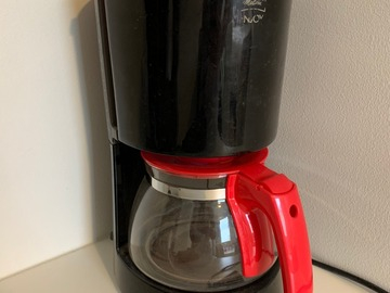 Selling: Coffee maker