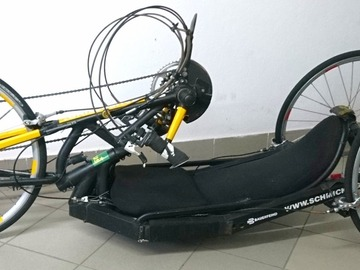 Selling with online payment: Ročno kolo (Handbike) Schmicking - model 2008