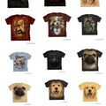 Buy Now: Mens Graphic short sleeve T shirts --Case 60 pcs assorted