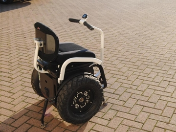 Selling with online payment: Segway wheelchair - GOING