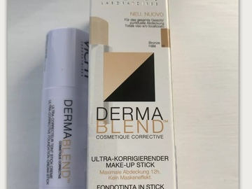 Selling with online payment: Brand New Vichy Derma Blend Bronze Hale Foundation Stick 12g Ship