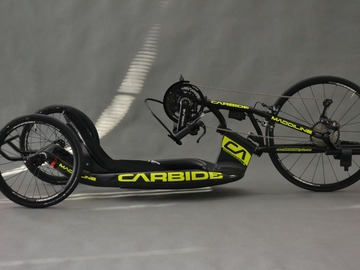 Selling with online payment: MADDILINE CARBIDE T700 Shimano Di2 Ultegra 20''