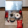 Vuokrataan (päivä): Keitinlaatikko ja MSR XGK EX-keitin varusteineen