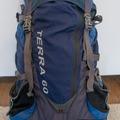 Vuokrataan (päivä): The North Face, Terra 60L rinkka