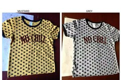 Compra Ahora:  Style Girls Graphic cotton short sleeve crop top size 7 to 16