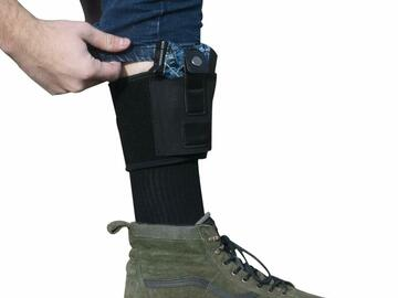 Buy Now: Teknon Concealed Carry Handgun Ankle Holster-Compact Neoprene