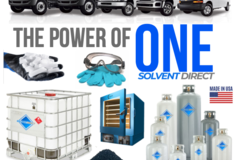 Contact for pricing: Solvent Delivery 24/7