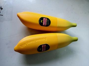 Venta: crema de manos leche hand milk banana tony moly