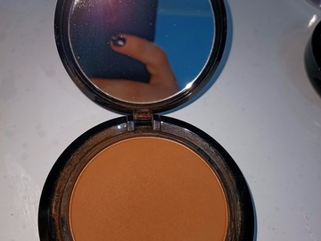 Venta: NYX stay matte but not flat powder foundation cocoa