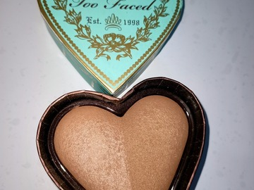 Venta: TOO FACED  baked luminous glow bronzer blush bronceador colorete