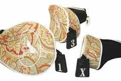 Selling: Groovy Set of Headcovers