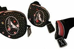 Selling: Flirty Set of Headcovers