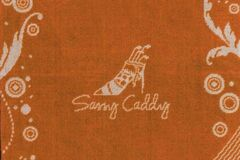 Selling: Orange Towel - Monogrammed