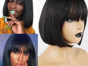Buy Now: Lot of 4 Women's Hair Wigs