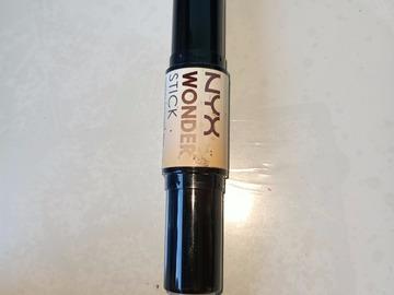 Venta: NYX wonder stick, 02, medium tan contorno bronceador crema