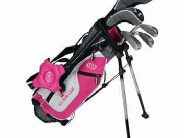 Selling: US KIDS Girls UL 45 Pink Junior Set - LH