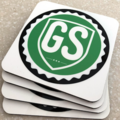 Selling: Golfswapper Coasters - 4 Pack