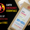 Instant Buy: Emergency-Aid Products: EEE 3-Layer Protective Mask BFE=95% (5 pcs/pkg) Buy 1 Get 1 FREE!