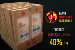 Instant Buy: Emergency-Aid Products: Retailer Package: 3 Layers Protective Mask (24 X 5 pcs/pkg)