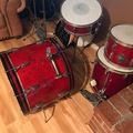 Wanted/Looking For/Trade: Wanted: WFL Ludwig Red Sparkle floor Tom