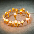 Buy Now: Light Idea – 25ct Battery Operated Ice Cream Cone String Light