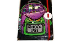 "Buy Now: Kindergarten Through 12th Grade ""School Days""Folding Picture Book"