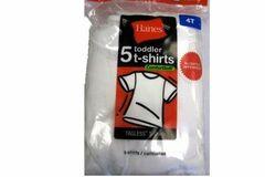 Buy Now: Hanes Toddler boys t-shirts 24pcs.