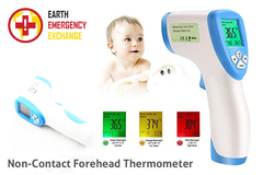 Instant Buy: Emergency-Aid Products: No Touch Thermometers CE Certified (100 pcs via DHL)