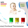 Emergency-Aid Supply Offers: No Touch Thermometer CE Certified (10000 pcs via DHL)