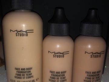 Venta: Face and body, Mac Cosmetics