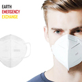 Instant Buy: Emergency-Aid Products: FFP2/KN95 Respirator with CE Certification (100 pcs via DHL)