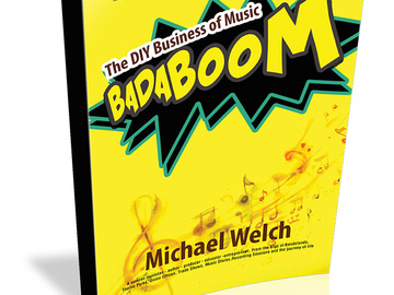 Selling with online payment: Business of Music DIY BaDaBooM / book plus pdf files lesson video