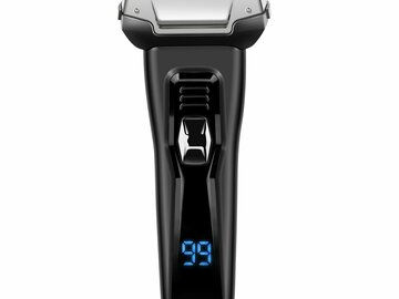 Buy Now: Runwe Rs725 Men's Electric Razor Cordless Foil Shaver
