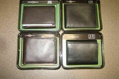 Buy Now: Joseph Abboud men's wallets assortment 18pcs.