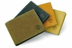 Buy Now: Timberland men's leather wallets assortment 48pcs.