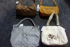 Buy Now: xoxo handsbags mixed assortment 18pcs.