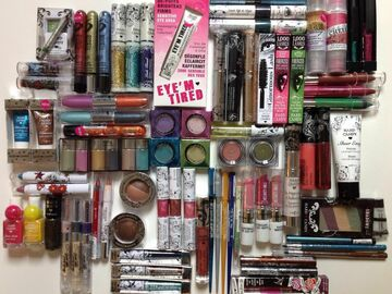 Buy Now: Lot of 100 ~Hard Candy Makeup Lot  Eyes/Nails/Lips/Face NO DUPS