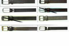 Buy Now: Levis men's belts assortment 21pcs.