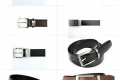 Buy Now: Nautica men's leather belts assortment 12pcs.