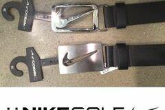 Buy Now: Nike Golf men's leather belts assortment 18pcs.