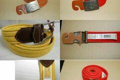 Buy Now: Tommy Bahama men's mesh belts assortment 24pcs.
