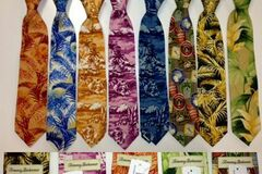 Buy Now: Tommy Bahama men's ties assortment 18pcs.