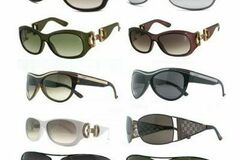 Buy Now: Gucci Wholesale sunglasses mixed lot 10pcs.