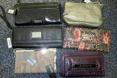 Buy Now: Kenneth Cole ladies wallets assortment 18pcs.