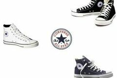 Buy Now: Converse All Star High-Top Sneakers
