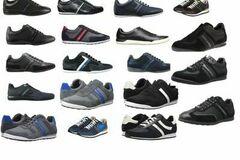 Buy Now: Hugo Boss Men's sneakers by style MOQ 10pcs.