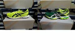 Buy Now: Asics M/W sneaker assortment 100pcs.