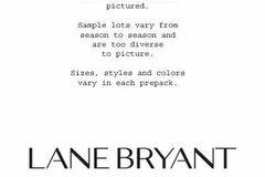 Buy Now: Lane Bryant assortment/assorted Plus Size 400pcs