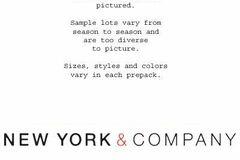 Buy Now: NY&Co. assortment/assorted clothing assortment 400pcs